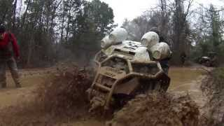 HILLBILLY DELUXE - Southern Mudd Junkies - HIGH LIFTER OFF ROAD PARK - 3/8/2014