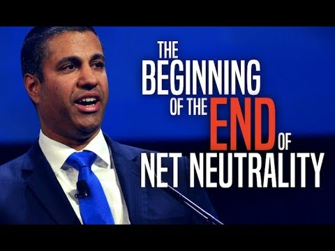 The Beginning of the End of Net Neutrality is Officially Here