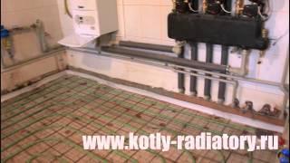 Отопление дома теплыми полами(, 2015-03-27T21:25:09.000Z)
