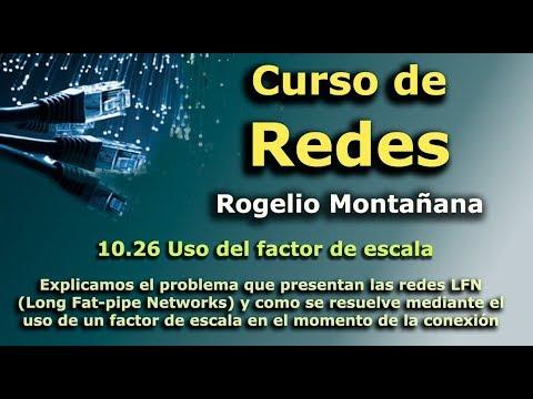 Curso de Redes. 10.25 Control avanzado de congestión from YouTube · Duration:  23 minutes 30 seconds