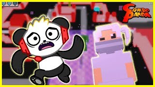 Roblox ESCAPE FROM Ramona Let's Play with Combo Panda