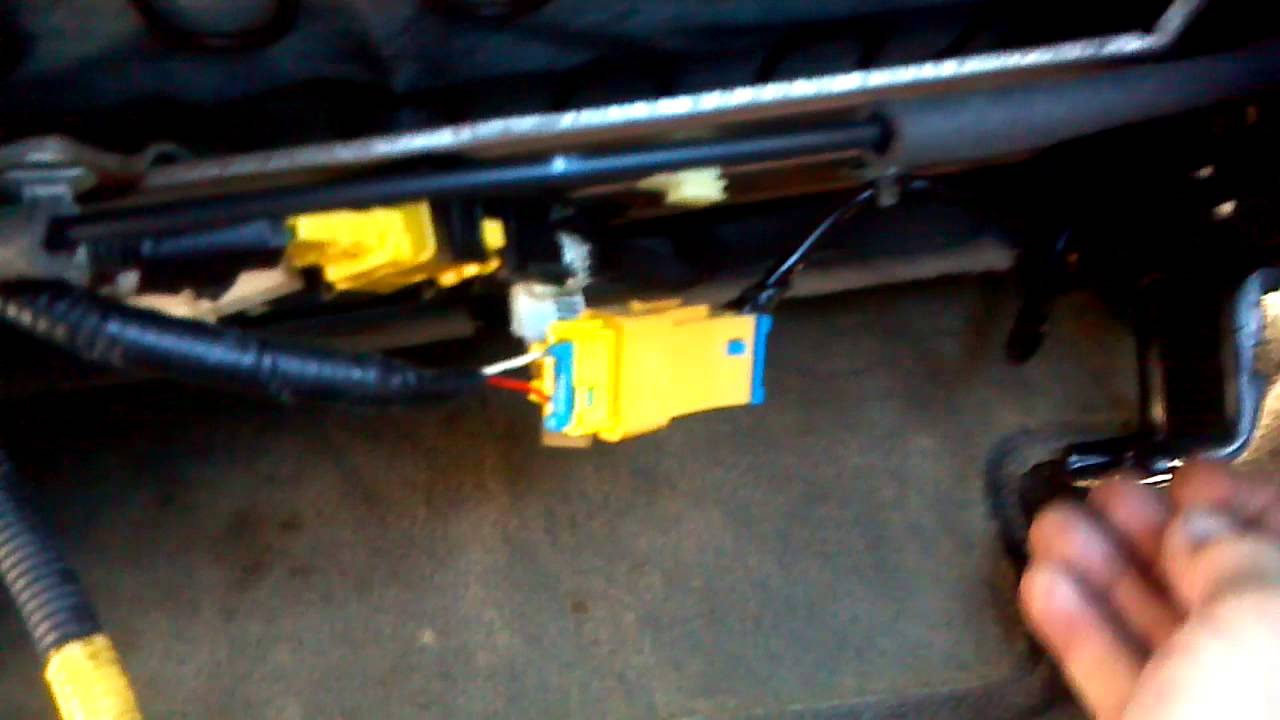 small resolution of 2005 gmc air bag wiring harnes