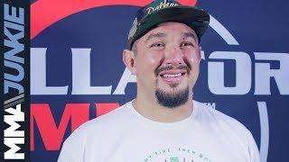 Bellator 212: Javy Ayala post-fight interview