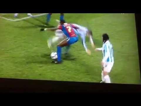 Zaha goal crystal palace v Huddersfield