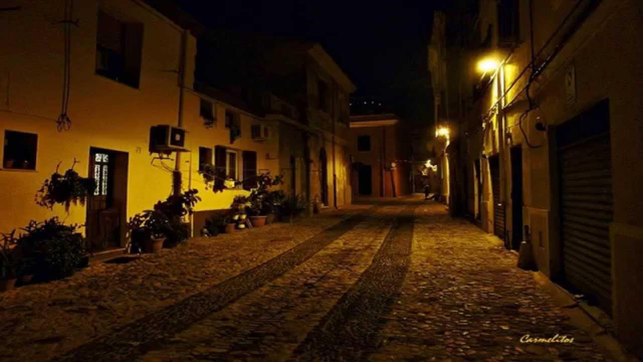 Scorci di Sassari: Le Vie della Sardegna - YouTube