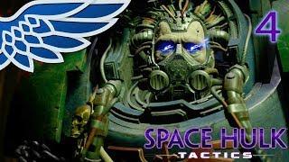 SPACE HULK TACTICS | Librarian Blocked Part 4 - Genestealer Campaign Space Hulk Let