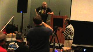 King Of Con(frontation) - California Extreme 2012