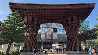金沢駅 近江町市場