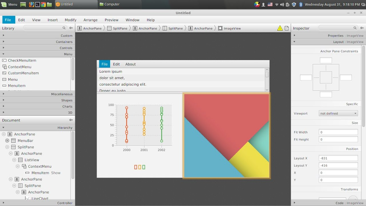 Get e-book JavaFX Rendering & 3D (shortcuts 74) (German Edition)