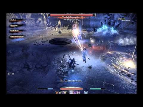 Teso Build Champion Templier Dps