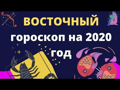 Восточный гороскоп на 2020 год 💯💯💯