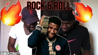 Youngboy Never Broke Again - Rock & Roll Intro(Reaction)