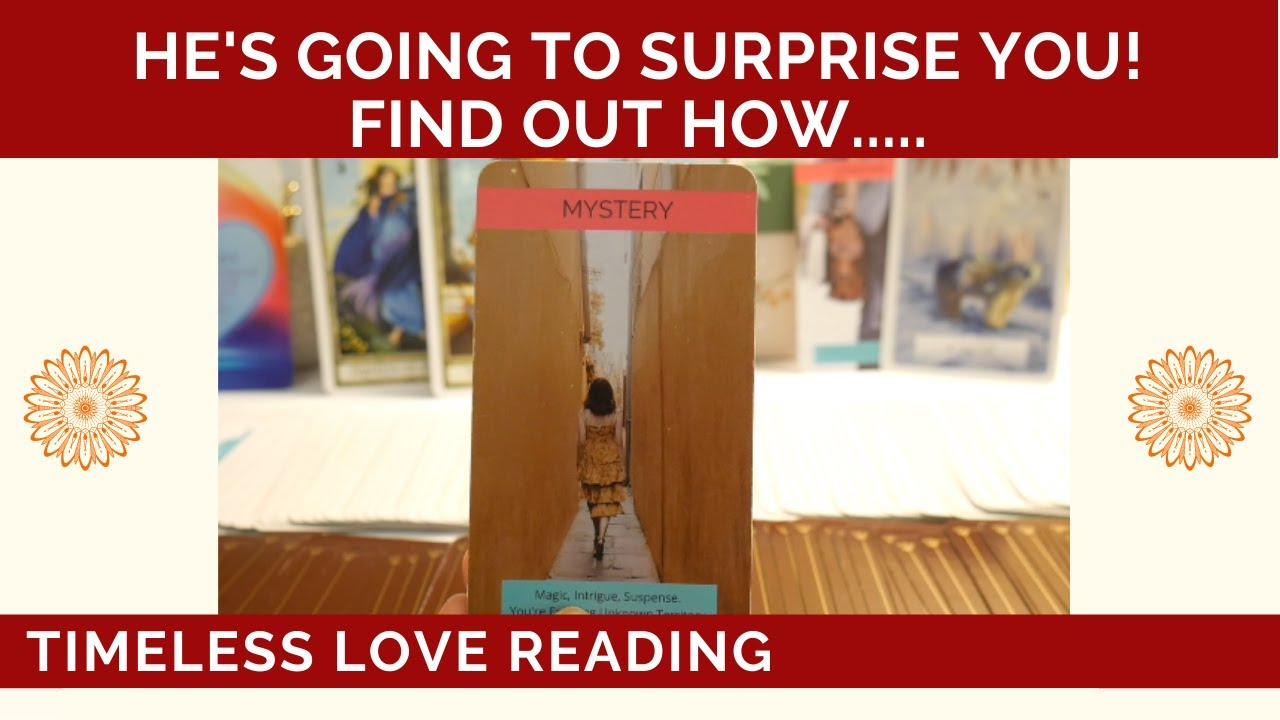 💥  THEY'RE OPENING UP TO YOU COMPLETELY! 😍  TIMELESS LOVE TAROT READING 🔥  TWIN FLAMES  💐  SOULMATES