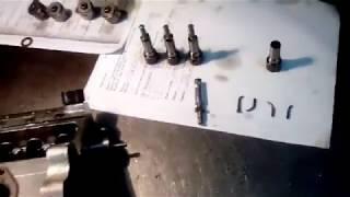 ТНВД ZEXEL ремонт видеоурок.Зексель.repair fuel pump zekel