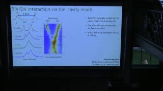 Many-Body Cavity QED