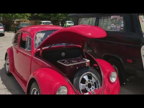 Volkswagen Car Show | German American Heritage Center