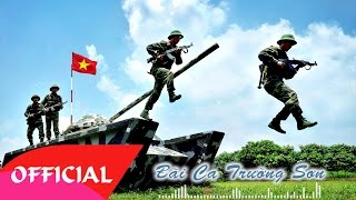 Bài Ca Trường Sơn - Tốp Nam | Nhạc Cách Mạng Tiền Chiến Hay Nhất | MV Audio