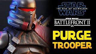 PURGE TROOPER WE WSZYSTKICH WERSJACH! Star Wars Battlefront 2 PL