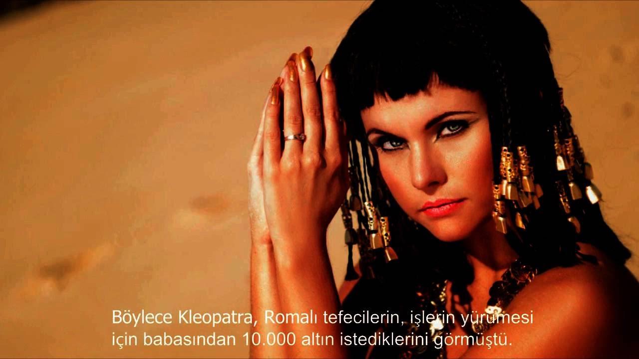 Kleopatra'nın güzellik sırları