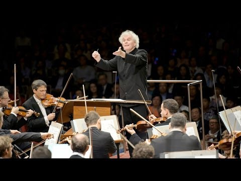 Bruckner: Symphony No. 7 / Rattle · Berliner Philharmoniker / Live from Taipei
