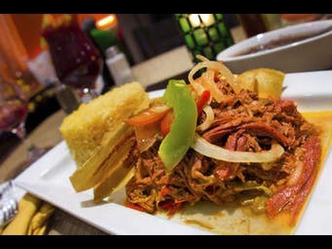 Recetas de cocina cubana  ROPA VIEJA DE CARNERO La habana CUBA  YouTube