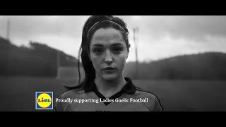 Lidl- Proudly supporting Ladies Gaelic Football