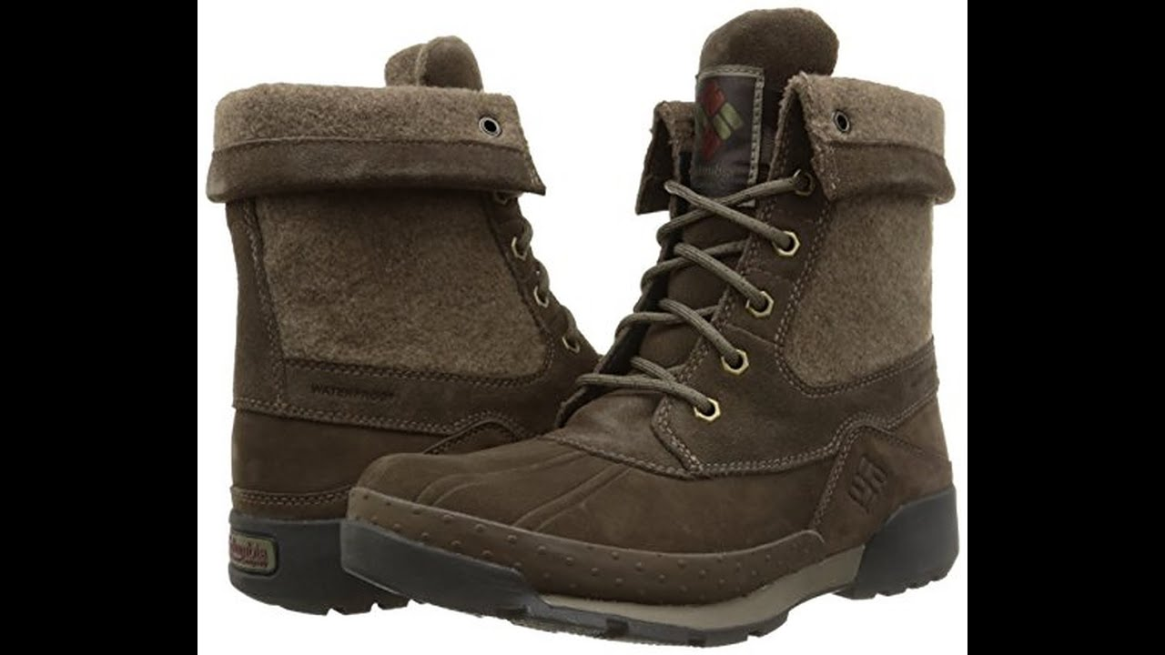d4d6ef6b57c Columbia Men s Bugaboot Winter Boots OMNI Heat Technology