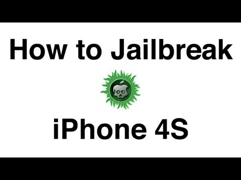 How To Jailbreak IPhone 4S Untethered With Absinthe