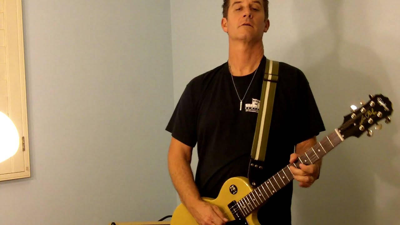 epiphone les paul special limited edition single cut tv yellow youtube. Black Bedroom Furniture Sets. Home Design Ideas