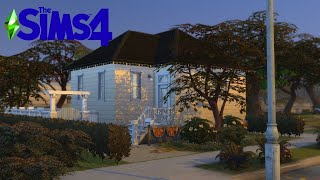 Willow Creek Cottage | Base Game Build | The Sims 4 / Видео