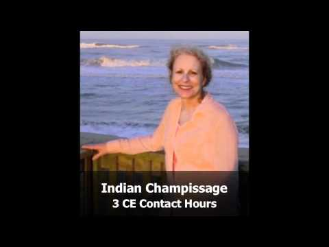 Susan Walsh - Indian Champissage