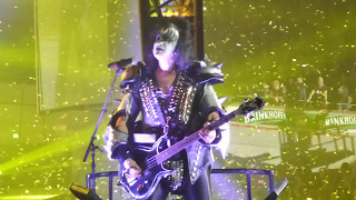 KISS - Rock and Roll All Nite (Live) @ Westfallenhalle Dortmund 12.05.17