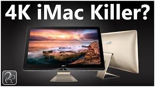 4K iMac Killer?  - ASUS Zen AiO Pro Review and Unbox