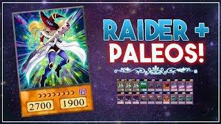 VISION HERO WITCH RAIDER // PALEOZOICS [Yu-Gi-Oh! Duel Links]