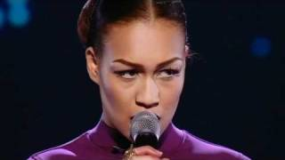 Rebecca Ferguson sings Feeling Good - The X Factor Live show 2 (Full Version)