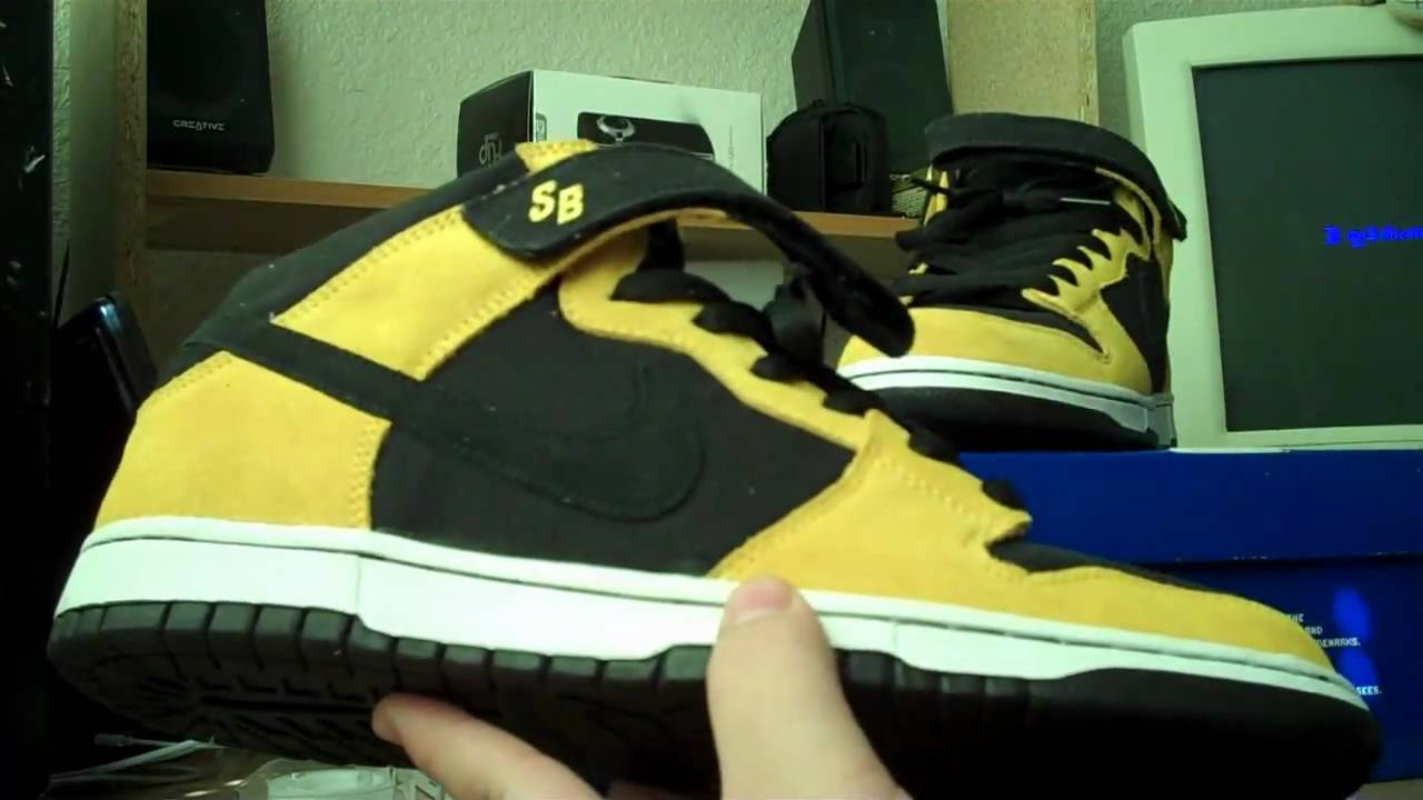 innovative design 11627 d55f3 Sneakend Nike SB review #1 (Wu-Tang Dunk Mid)