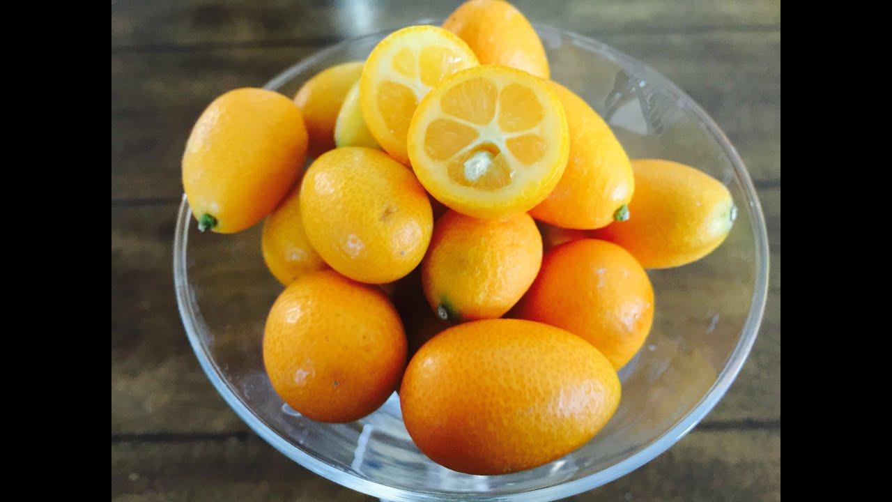 How to Eat a Kumquat