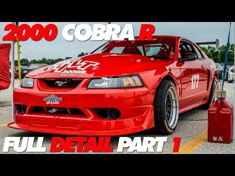 Rare 2000 Cobra R Full Detail | Part 1
