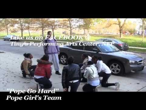 Pope Go Hard - Pope Middle School Girls Team - America SCORES Chicago