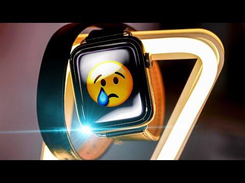 Продал Apple Watch и пожалел. НО...