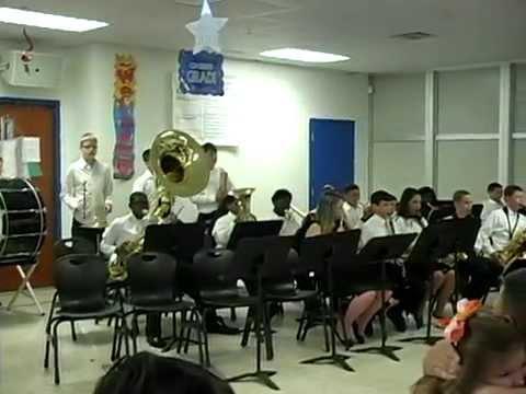 St. Bernard Middle School presents...Spring Concert 2014 (5-7-14)
