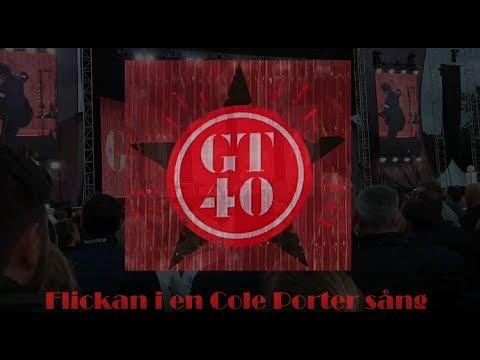 Gyllene Tider - Flickan I En Cole Porter Sång, GT 40, 2019