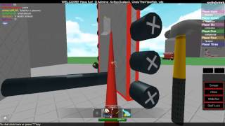 ROBLOX EPI 4 Build your cybersuit. Making a Mech