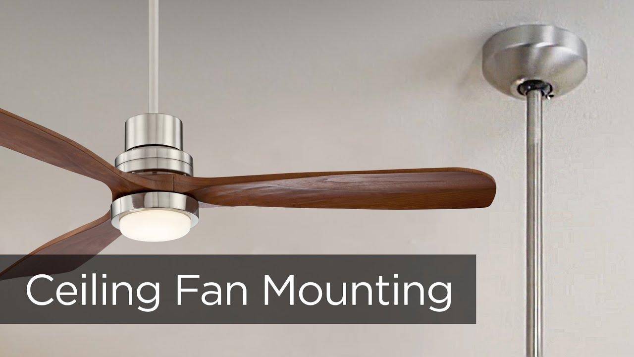 Shortest Ceiling Fan Downrod Ceiling Fans Ideas