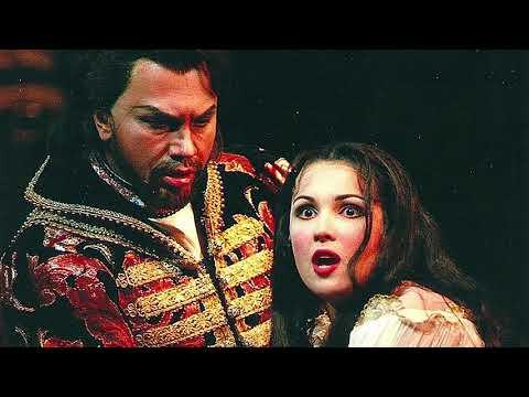 Римский-Корсаков «Царская невеста» - Нетребко, Хворостовский, Бородина (Опера Сан-Франциско, 2000)