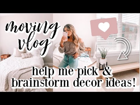WEDNESDAY IN MY LIFE |  new decor ideas for our room + self care & cleaning party!!(with myself lol)