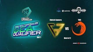 [DOTA 2 PH LIVE] TNC PREDATOR VS Clutch Gamers  Bo2  China Dota2 Supermajor - Regional Qualifiers