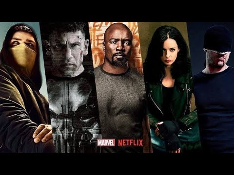 Download Marvel's The Defenders All web series in order