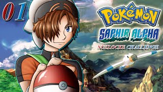 Pokémon Saphir Alpha : Qui Choisir ? | Ep.01 - Let