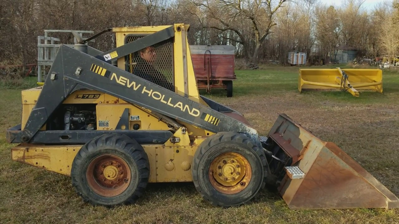 New Holland Lx865 Skid Steer Loader Parts Manual by Jhon garcy
